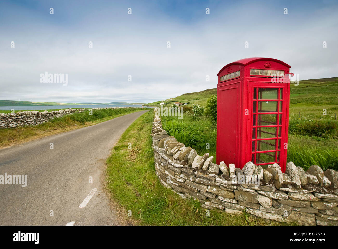 scotland british scottish - Stock Image