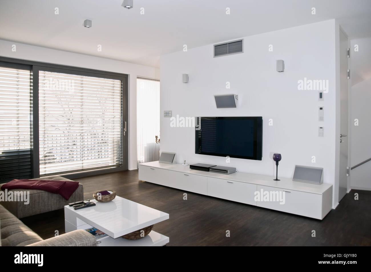 inside indoor photo modern - Stock Image