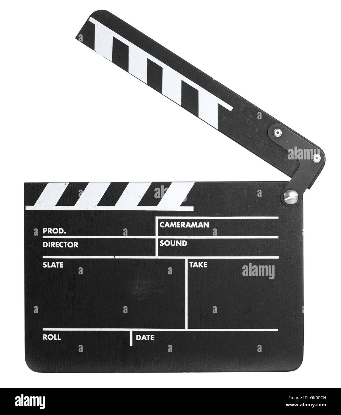 hollywood film production - Stock Image
