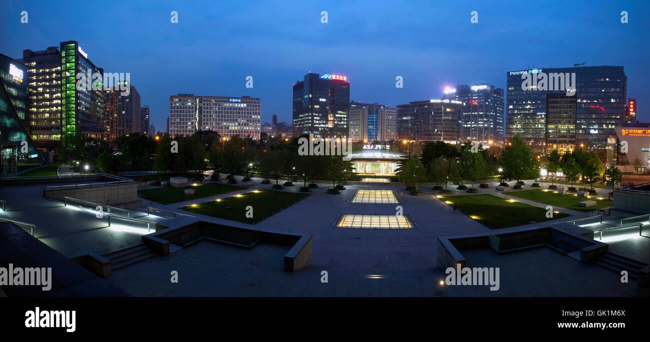 Zhongguancun - Stock Image