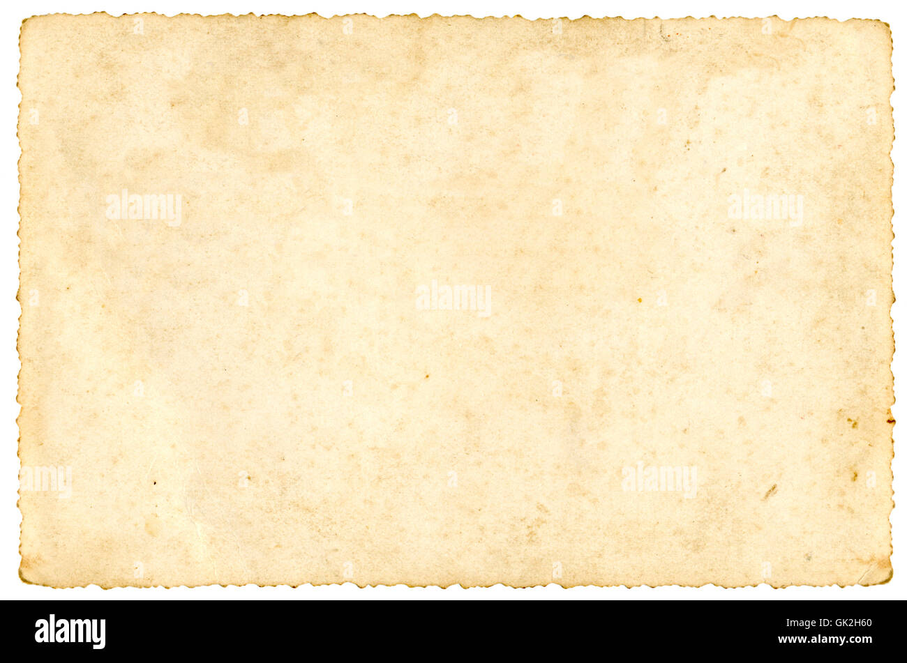 antique blank european - Stock Image