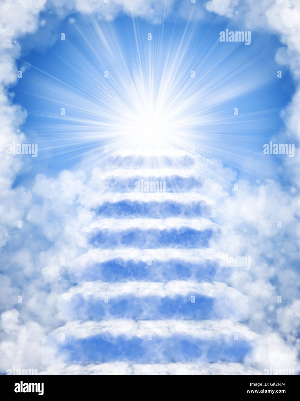 Stairs To Heaven Stock Photos Stairs To Heaven Stock Images Alamy