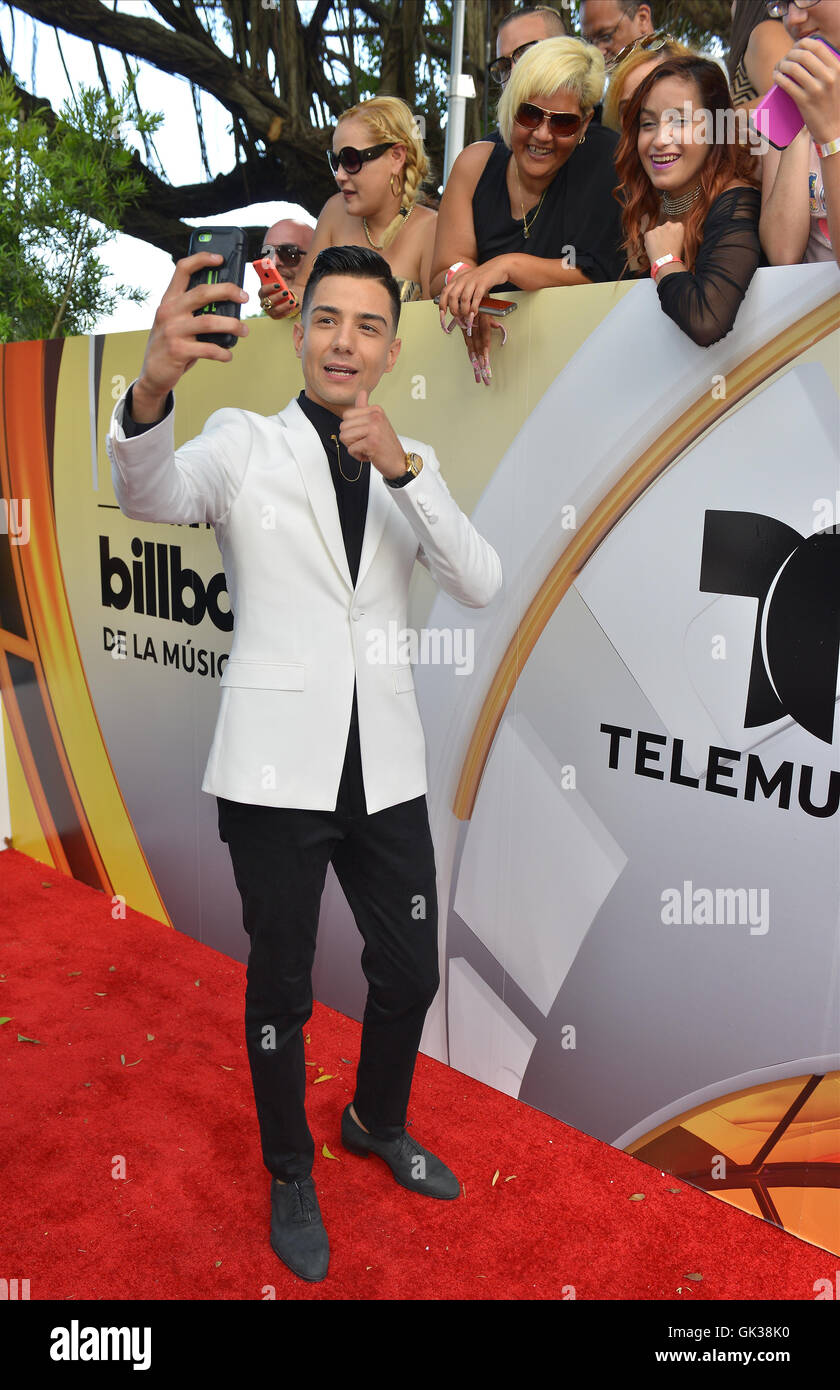 Billboard Latin Music Awards 2016 At Bankunited Center Arrivals