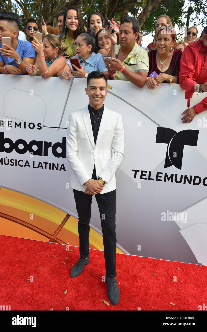 Billboard Latin Music Awards 2016 At Bankunited Center Arrivals