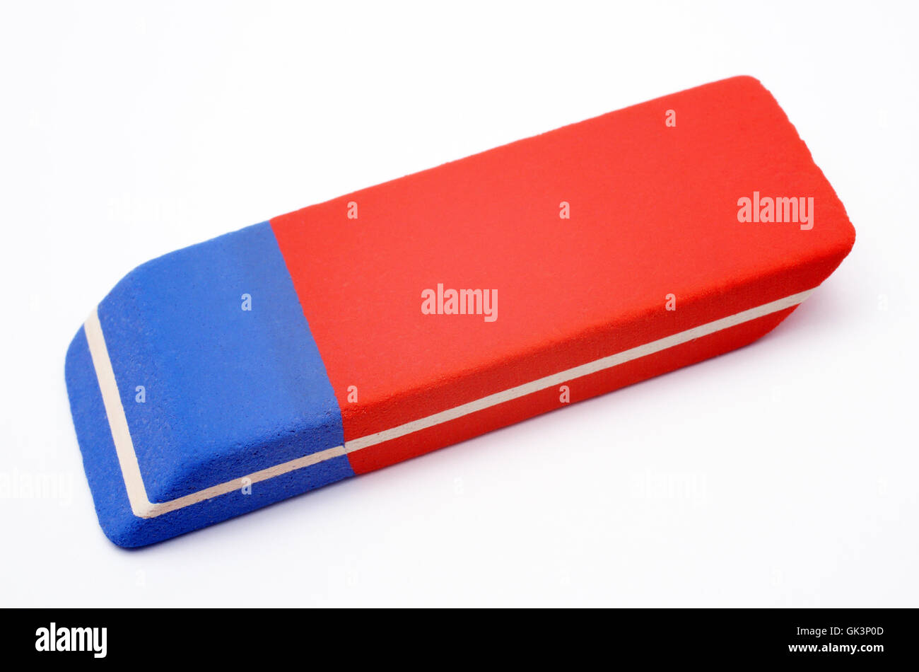 eraser close-up - eraser Stock Photo