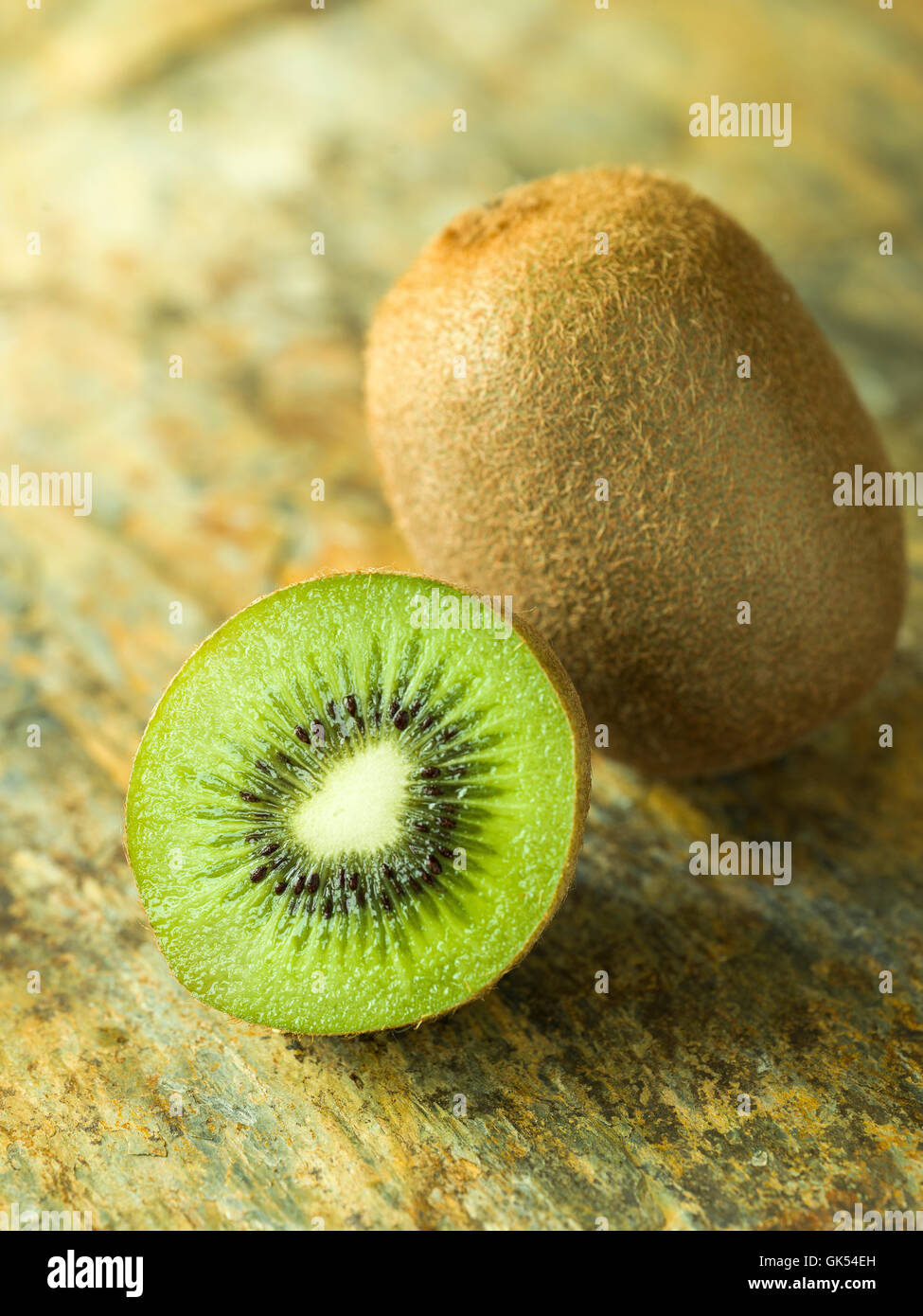 kiwi fruit - Stock Image