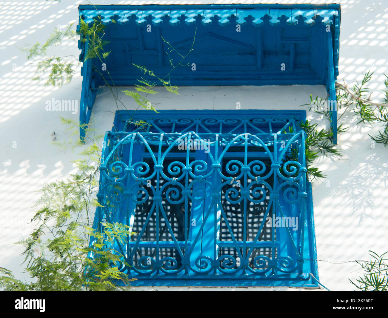 Tunis in tunesia - Stock Image
