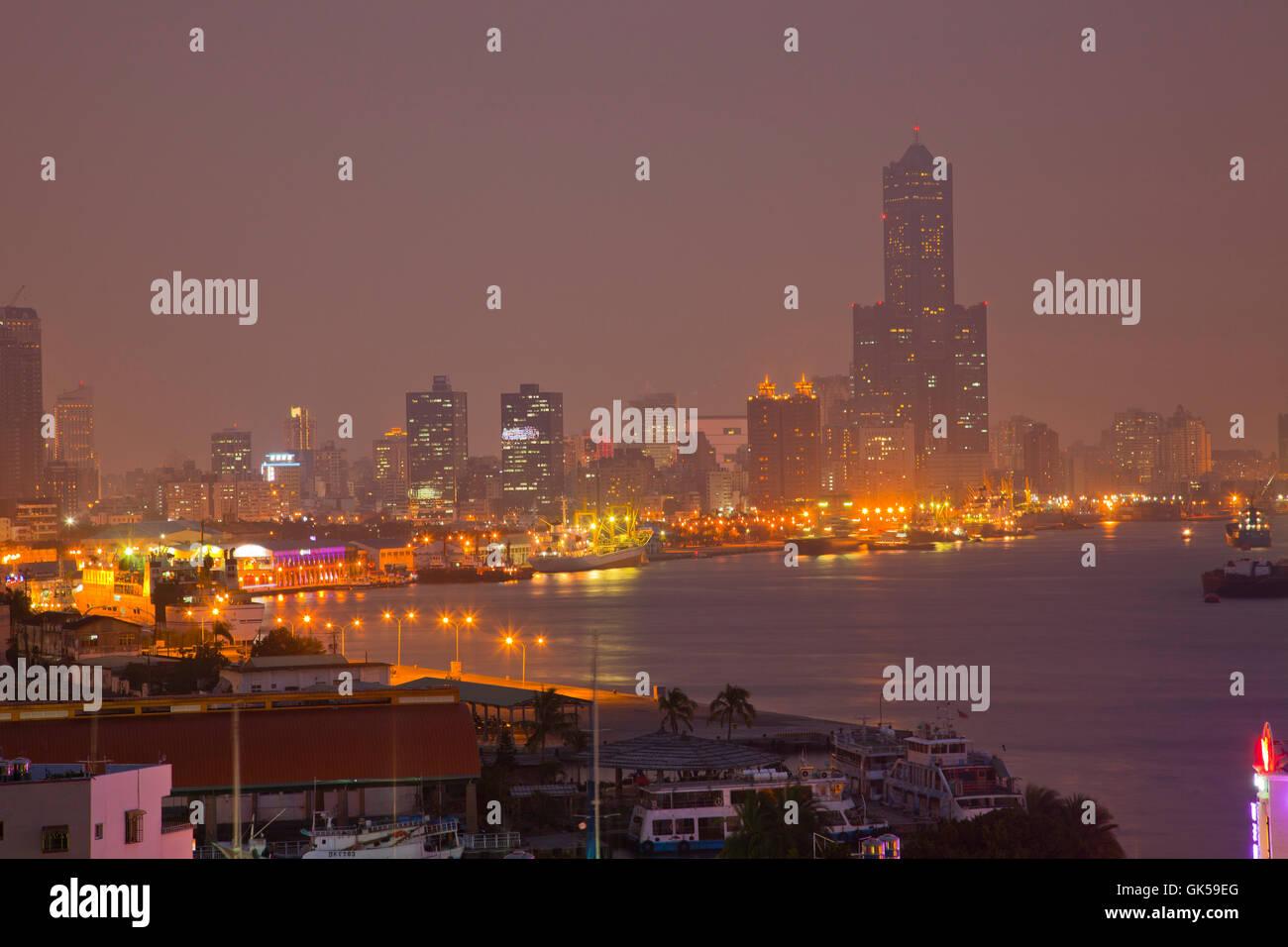 Kaohsiung, Taiwan - Stock Image