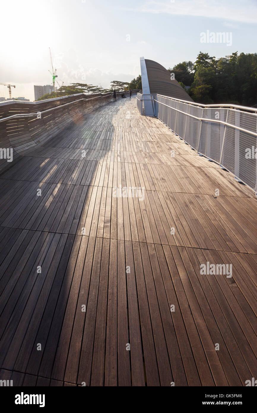Singapore Mount Faber Park, Henderson Waves bridge