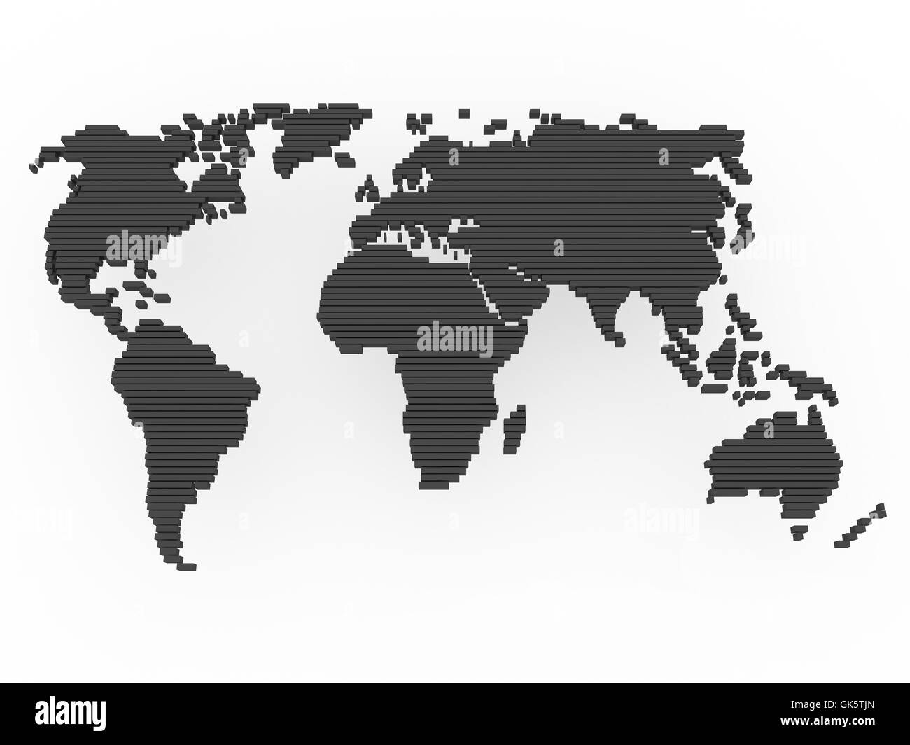 World map black grey stock photo 115069773 alamy world map black grey gumiabroncs Images