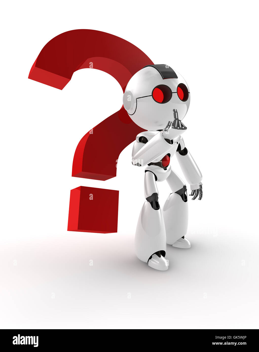 query asked ask - Stock Image