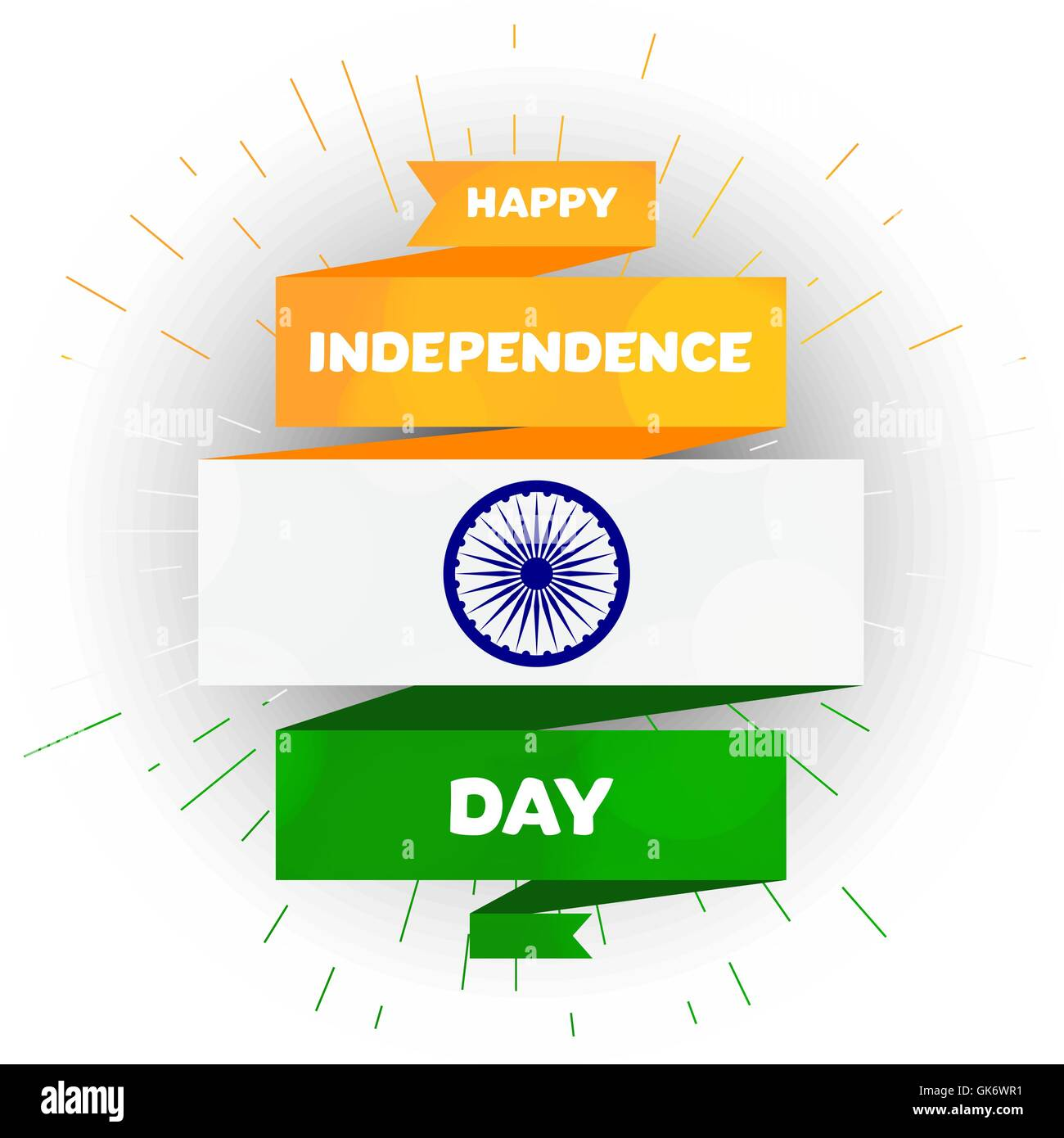 Independence Day India Cut Out Stock Images Pictures Alamy