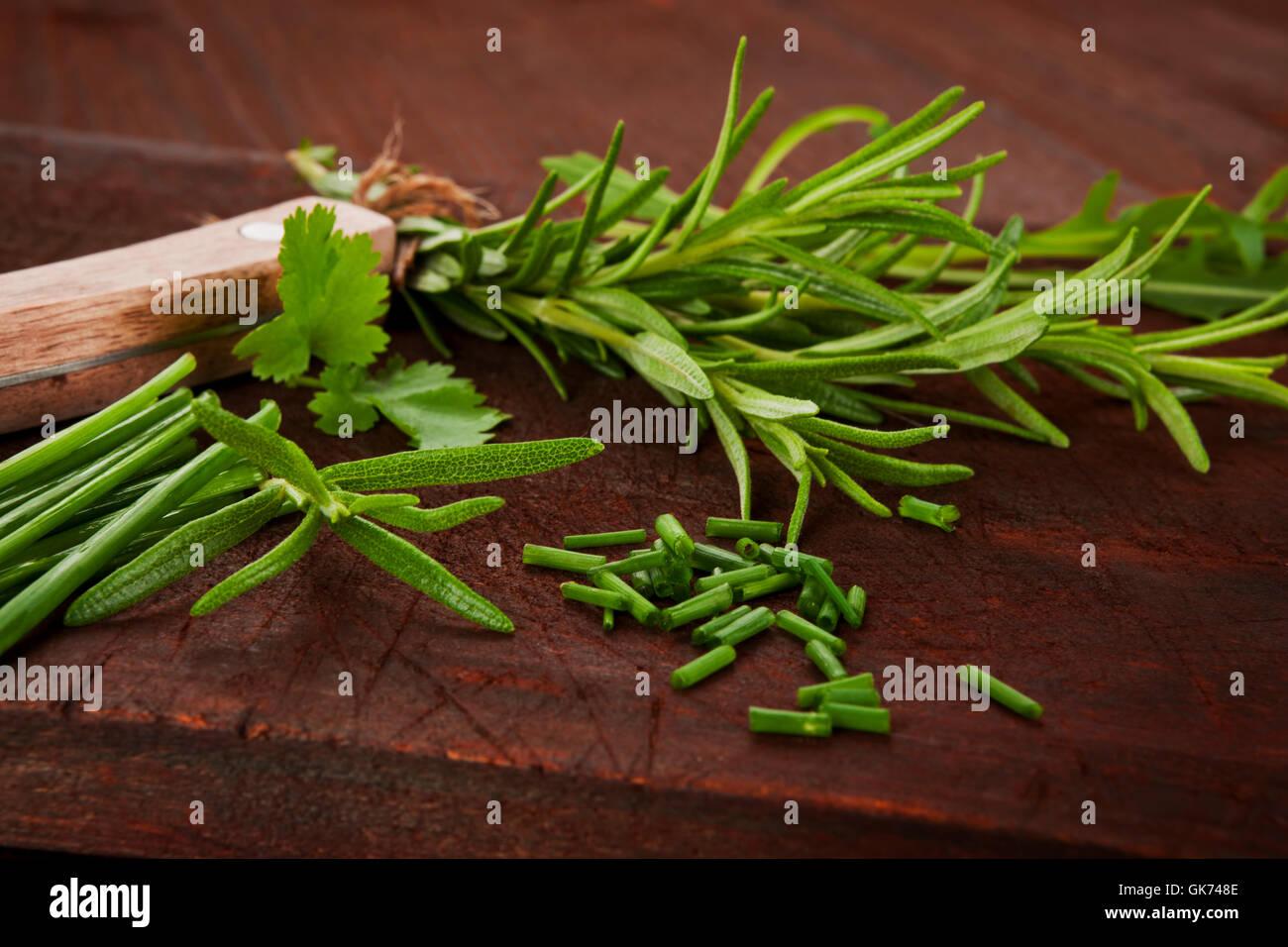 mix variation food - Stock Image