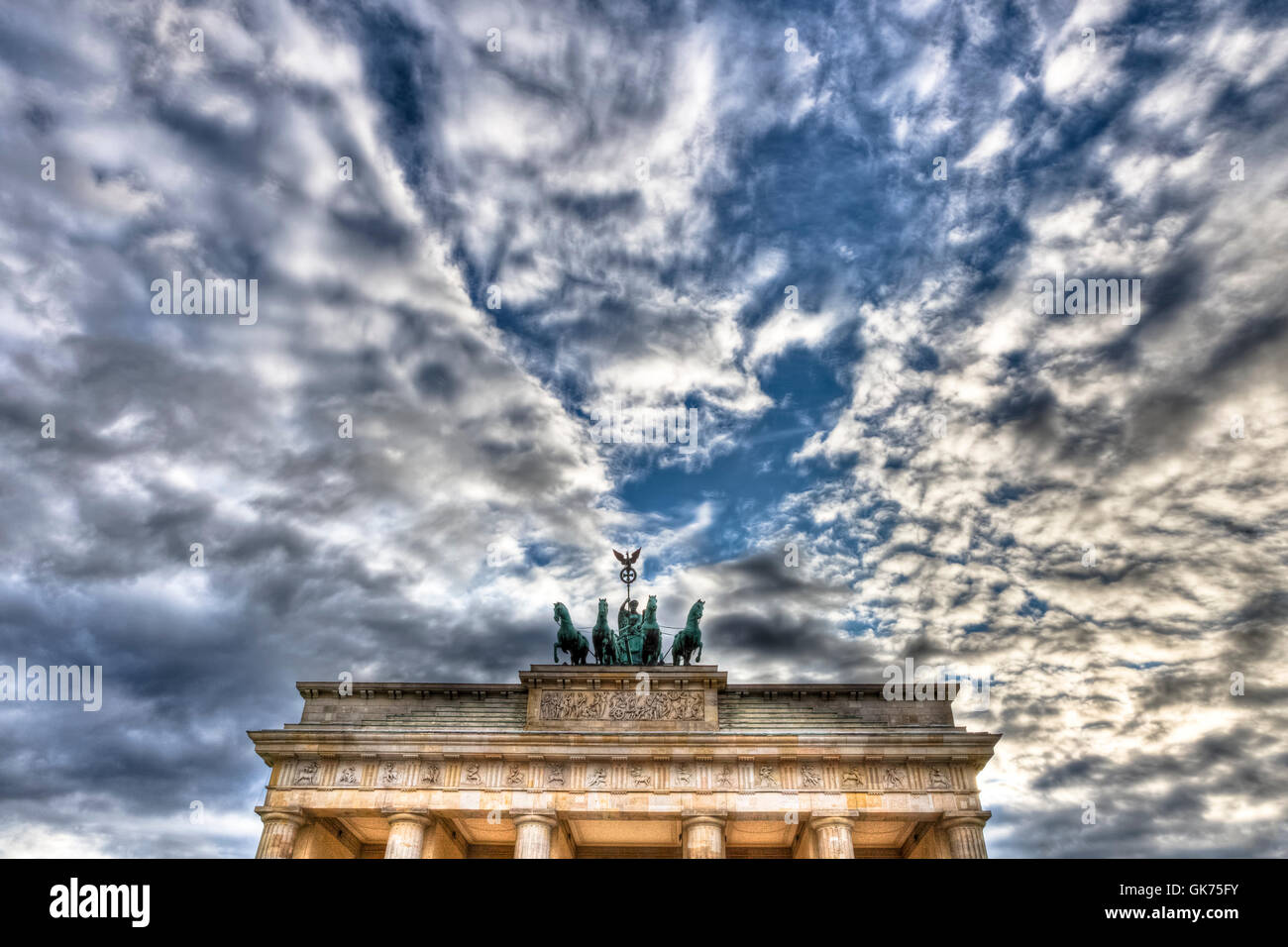 summer summerly berlin - Stock Image