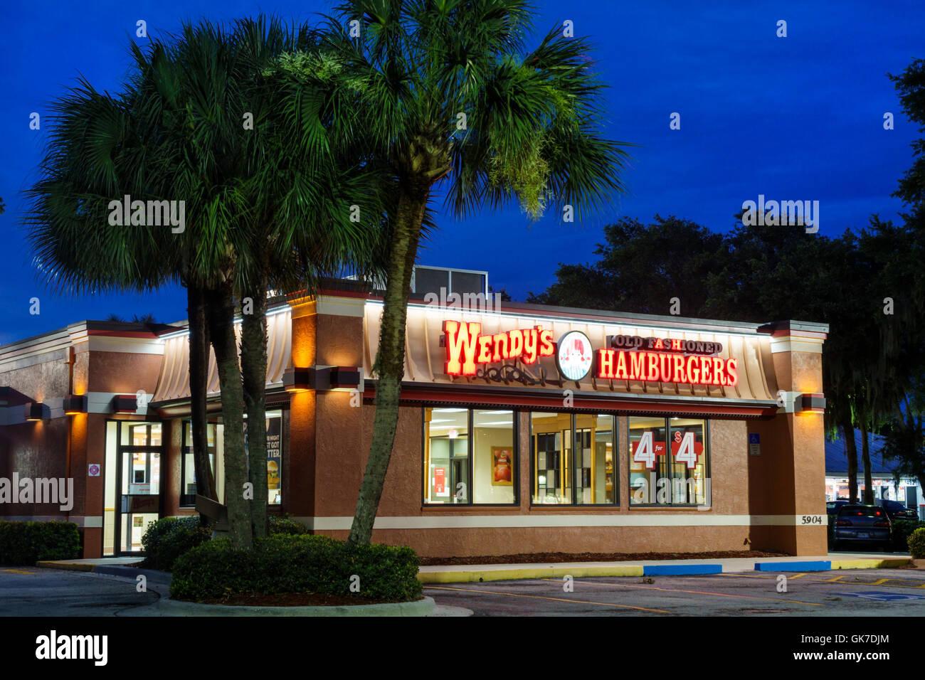 Fast Food Florida Turnpike