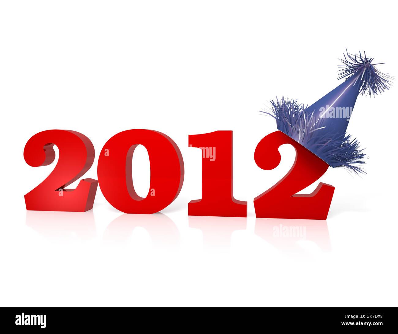 party celebration invitation - Stock Image