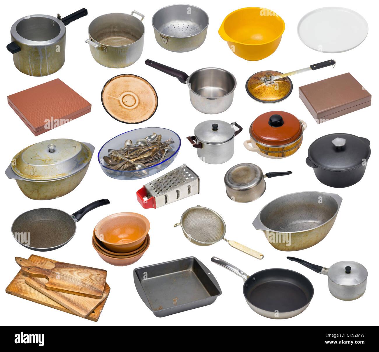 Vintage Kitchen Equipment Stock Photos & Vintage Kitchen Equipment ...