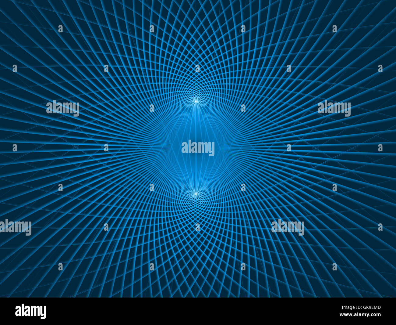 symmetry geometry abstract - Stock Image