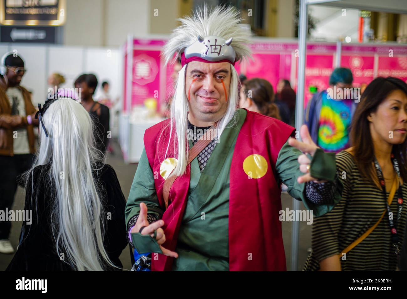 Naruto Cosplay Stock Photos Naruto Cosplay Stock Images Alamy