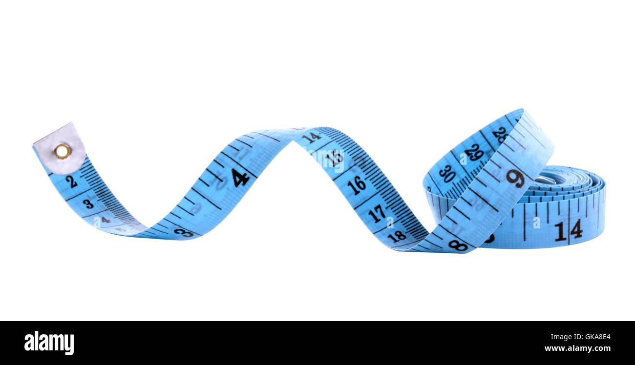 tool meter measurement Stock Photo