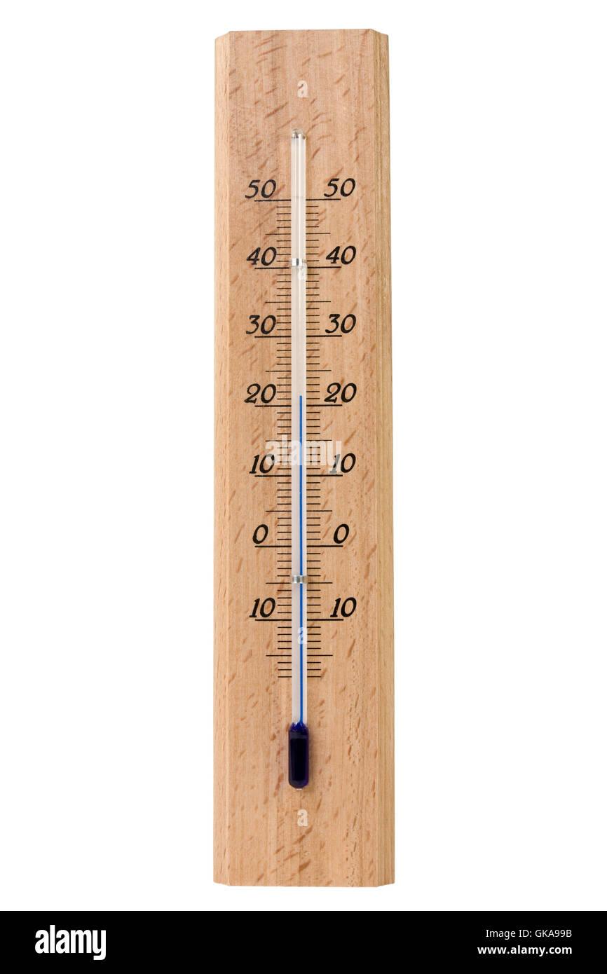 heat forecast weather - Stock Image