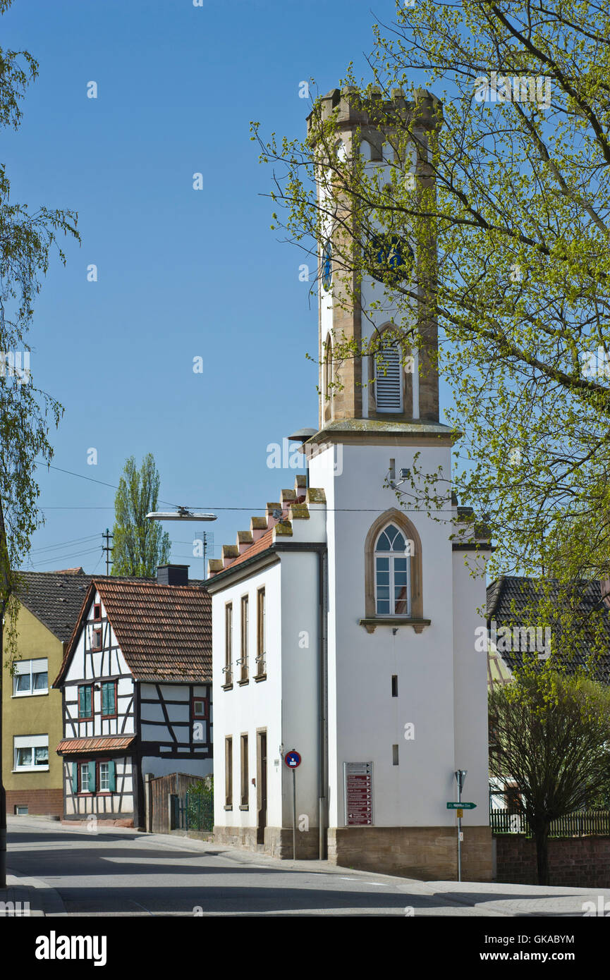 the turmel,oberhausen - Stock Image