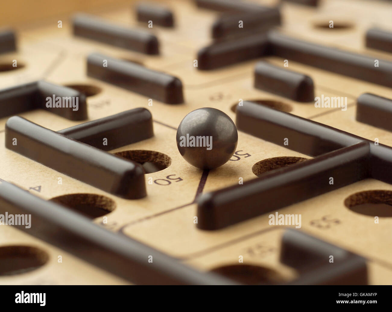 strategy spare time free time - Stock Image