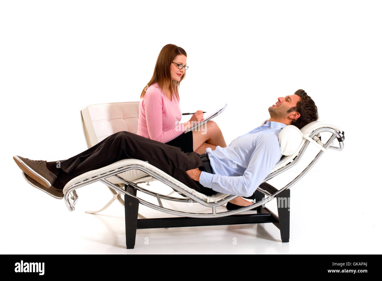 doctor physician medic - Stock Image