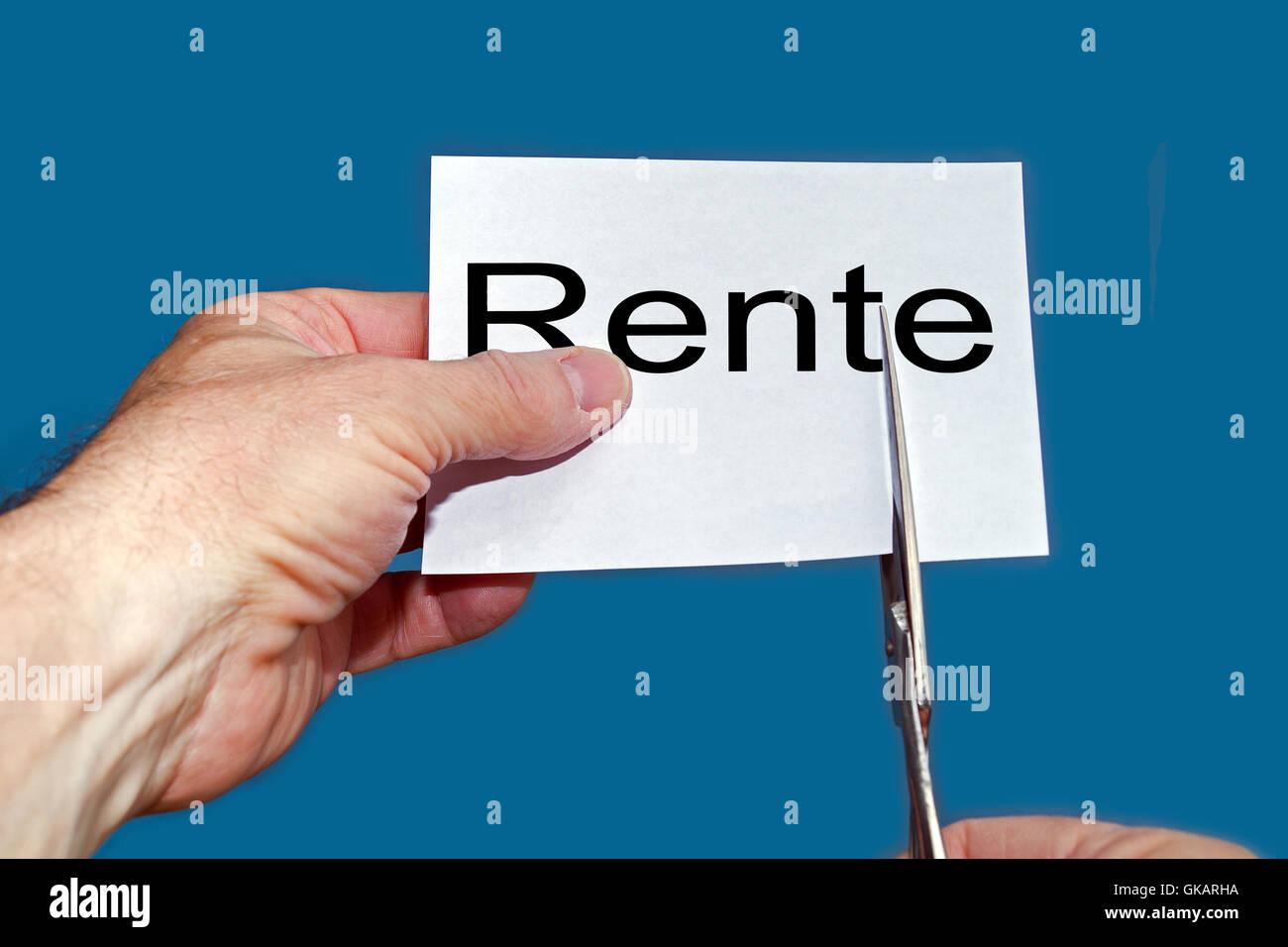 retirement beforehand retirement age Stock Photo
