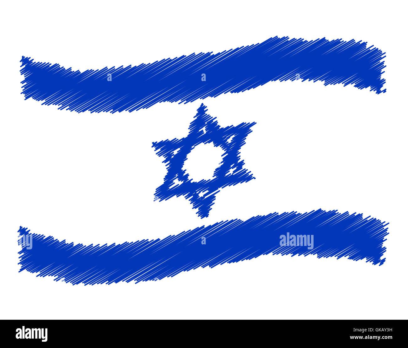 jordan israel holy city Stock Photo