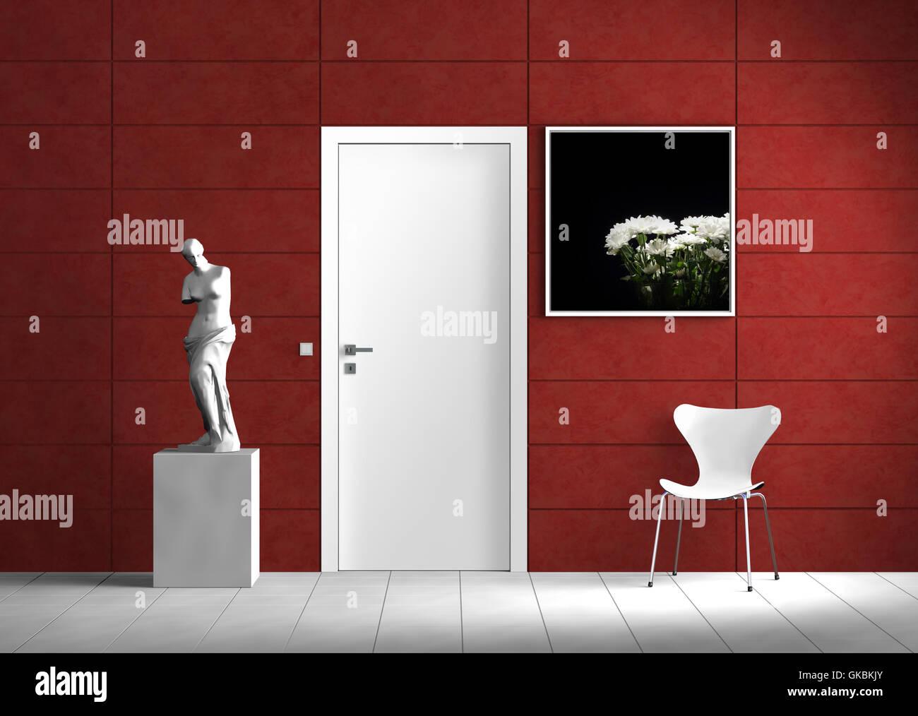 Art Room Door Design