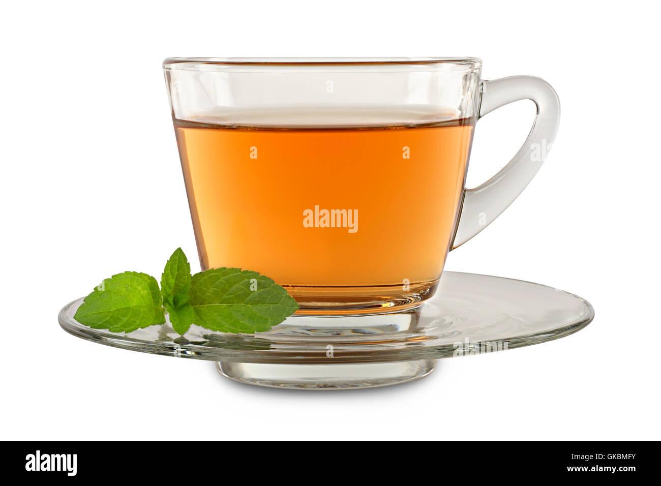 cup of tea Stock Photo