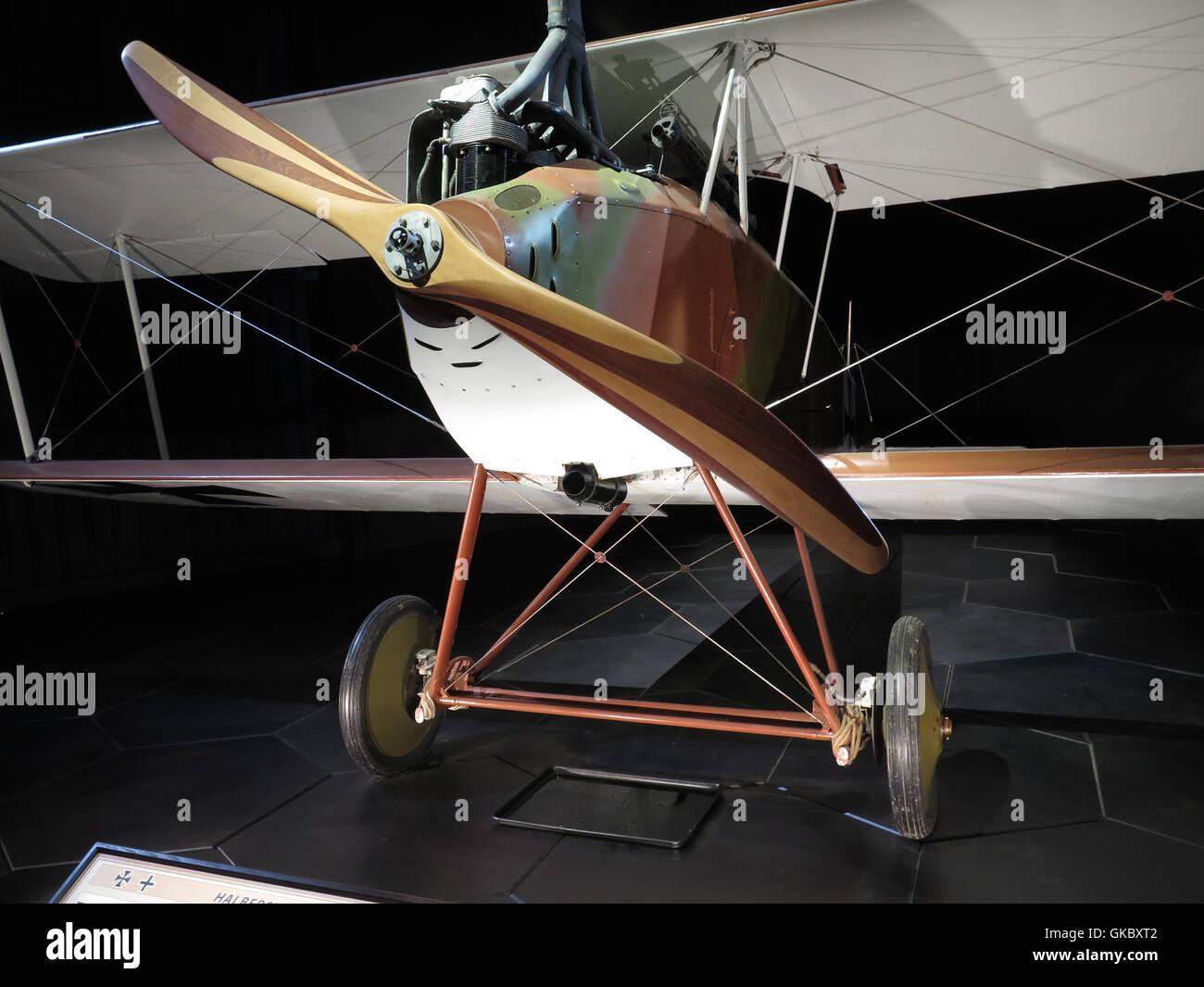 Omaka Aviation Heritage Centre at Blenheim, New Zealand - Stock Image