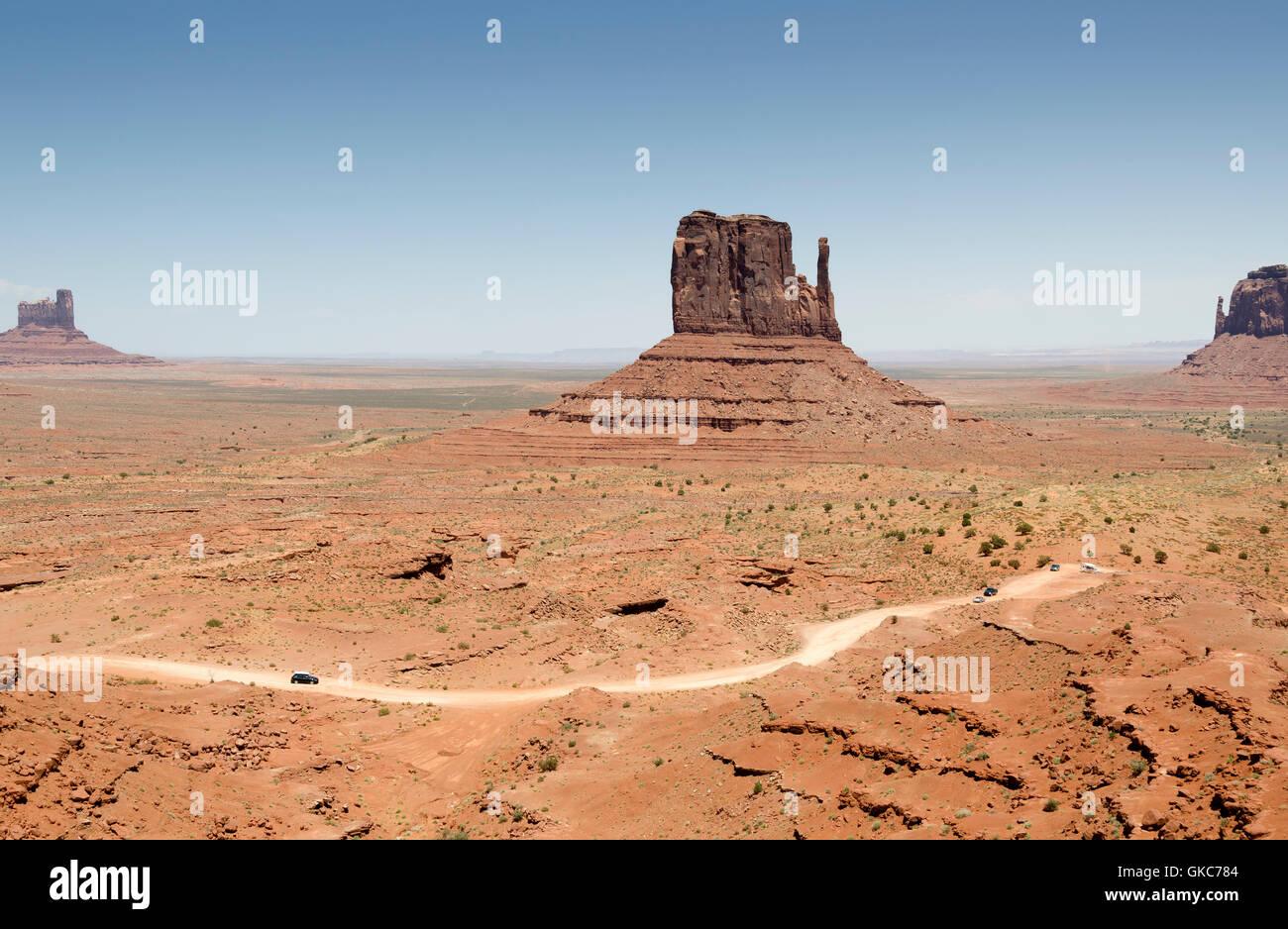 summer summerly monolith - Stock Image