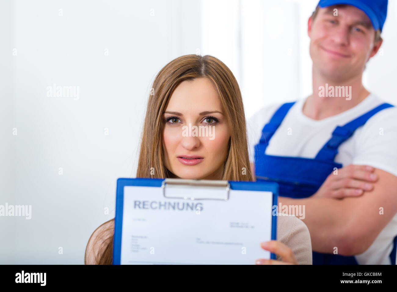 expensive competence - Stock Image