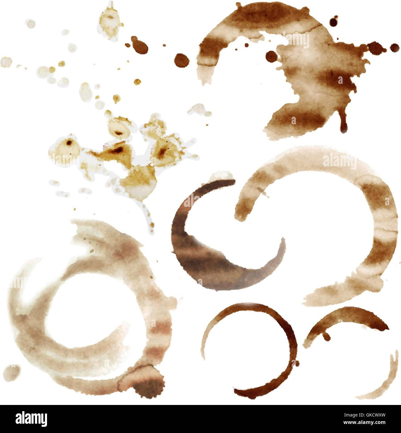wine abstract background - Stock Image