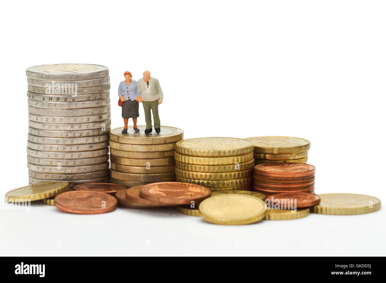 cost of living - Stock Image