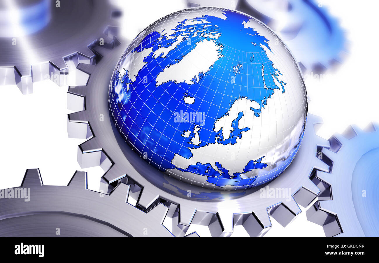 global Stock Photo
