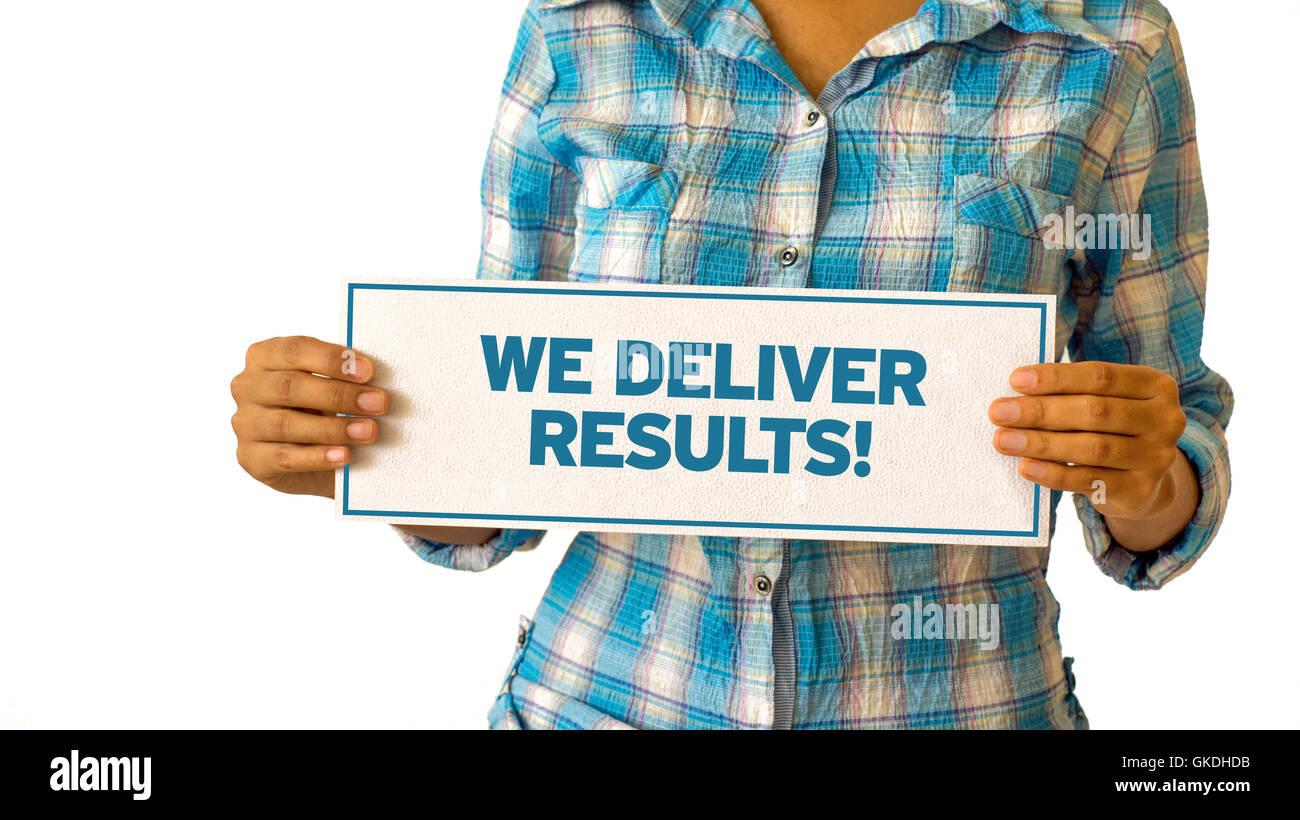 sales marketing consistent - Stock Image