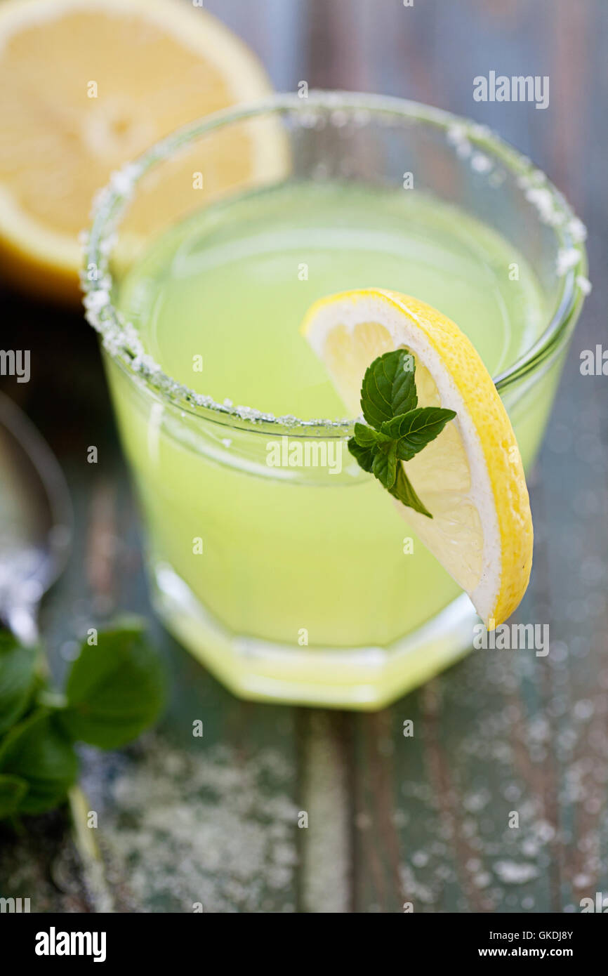 drink drinking bibs Stock Photo