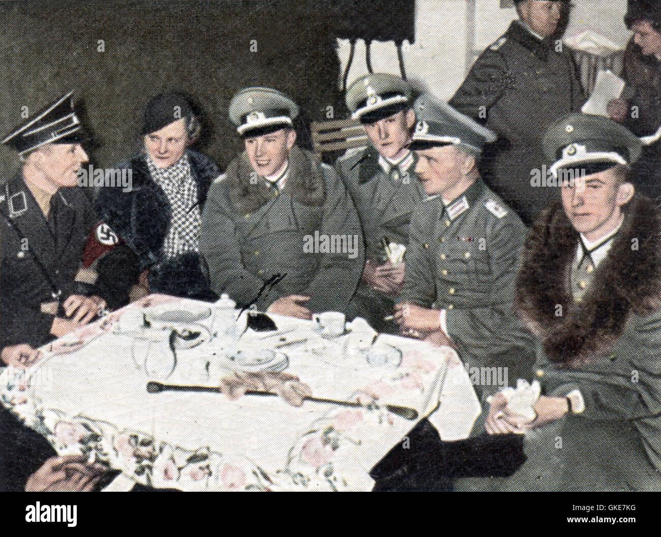 Die Deutsche Mannschaft - Stock Image