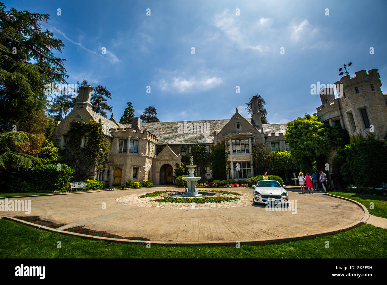 The Playboy Mansion Has Found A Buyer: Playmates Mansion Stock Photos & Playmates Mansion Stock