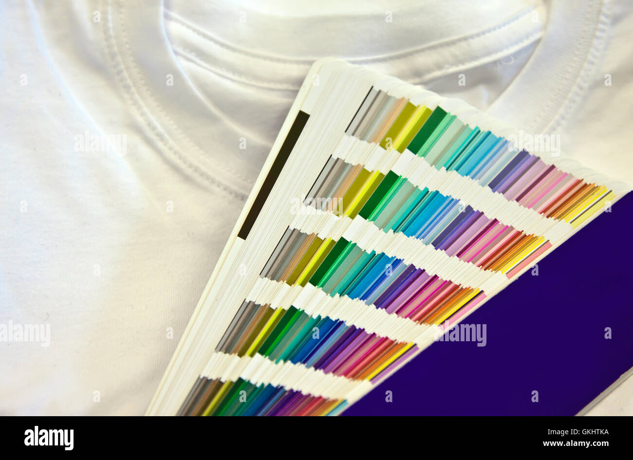 color scale - Stock Image