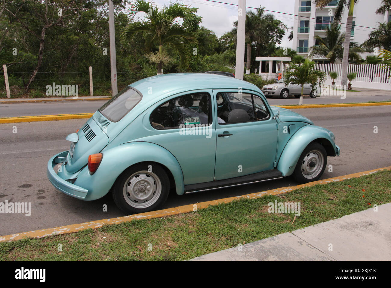 Punch Buggy Volkswagen >> Volkswagen, Mexico, punch buggies, Punch buggy,punch car, punch Stock Photo: 115338207 - Alamy