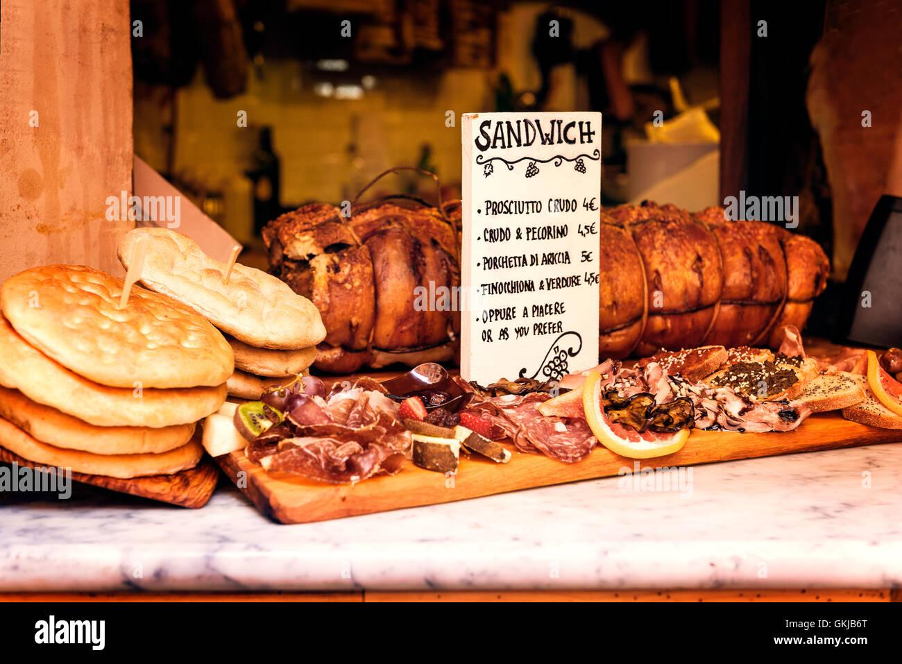 Street Food Rome Trastevere