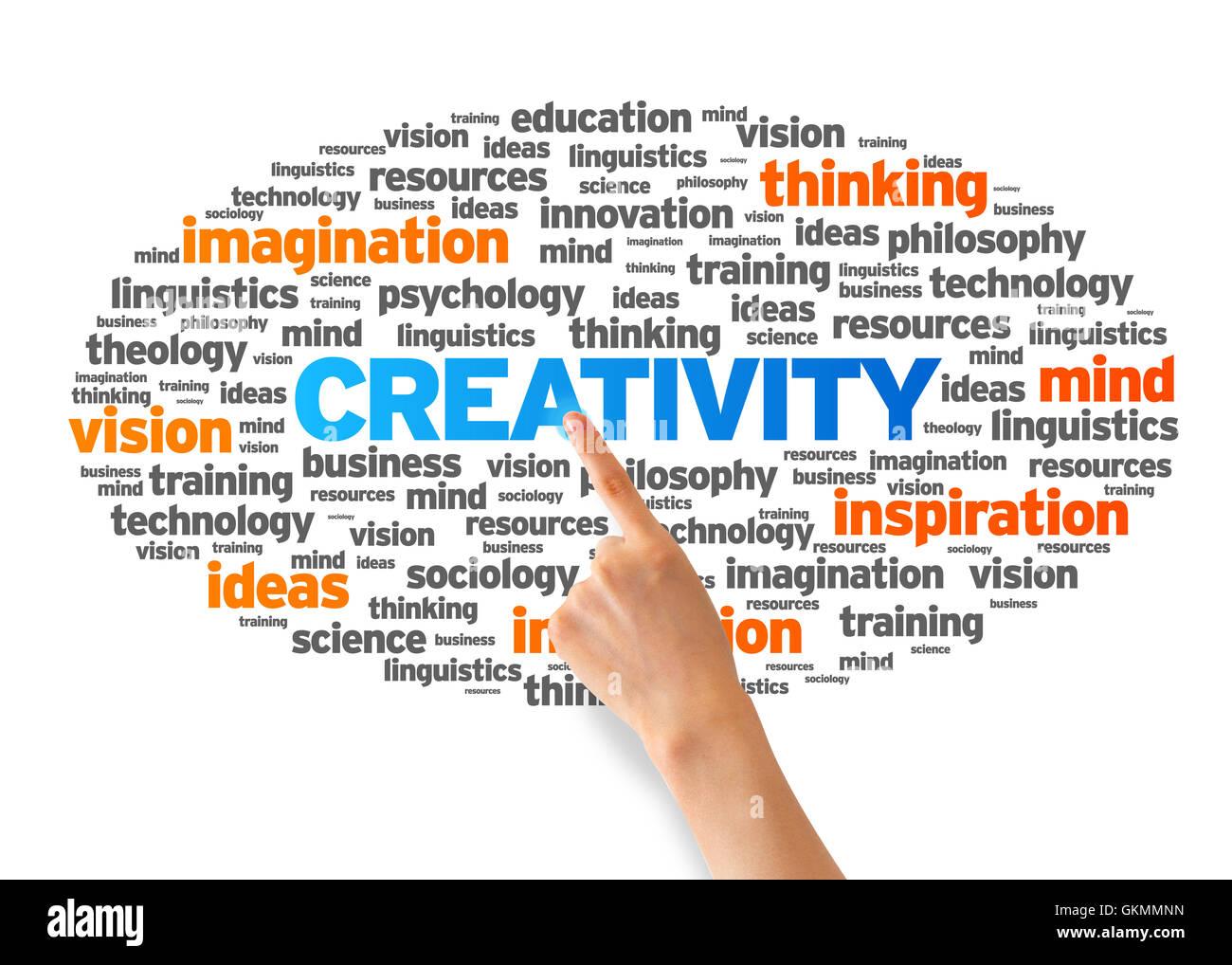 Creativity - Stock Image
