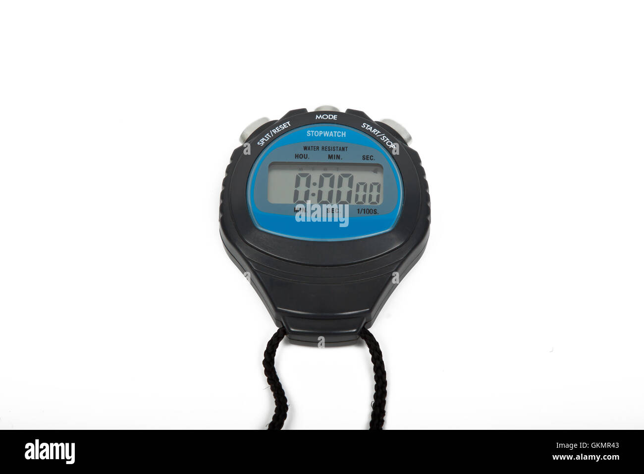 stop watch - Stock Image
