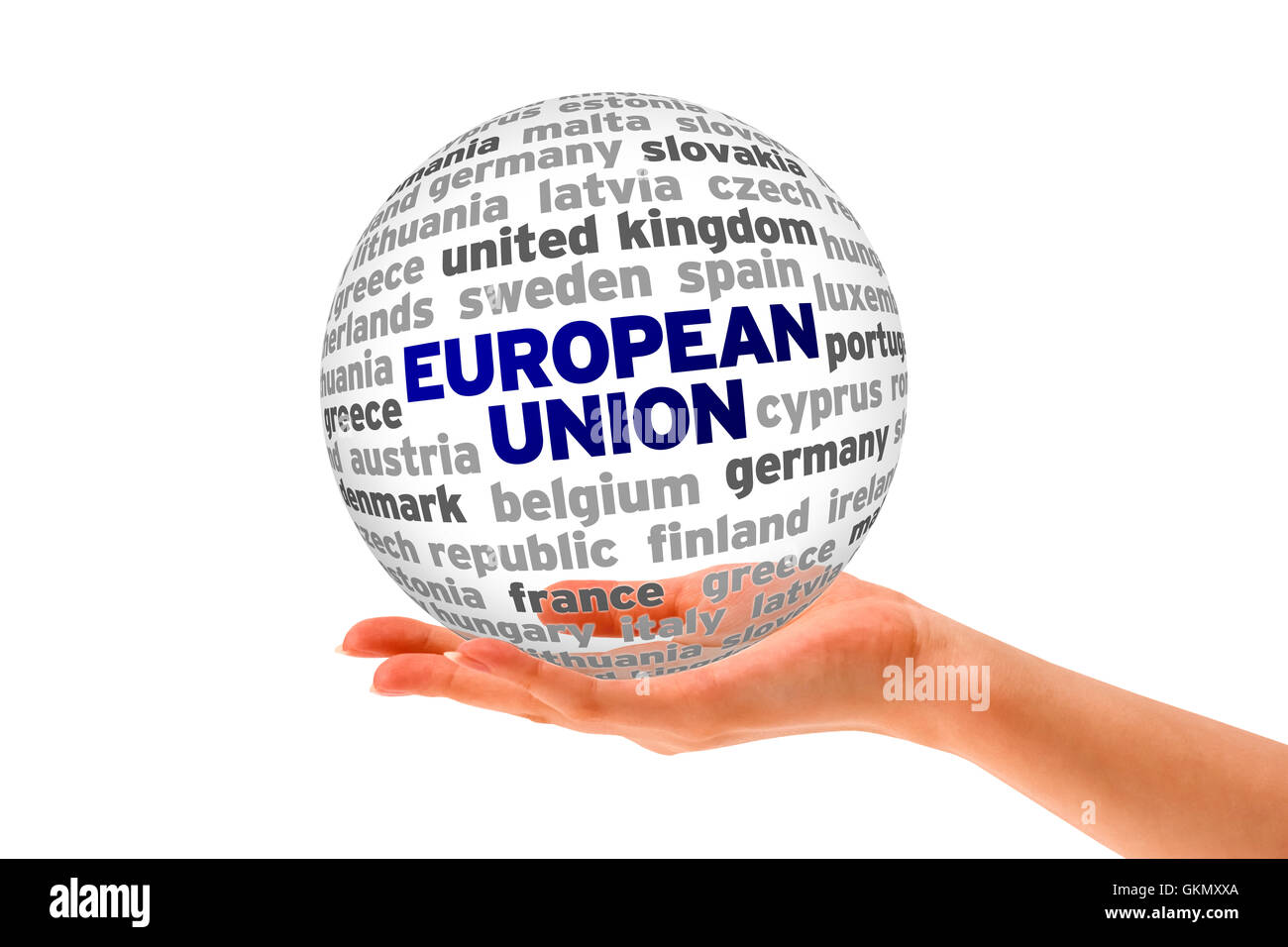 European Union - Stock Image