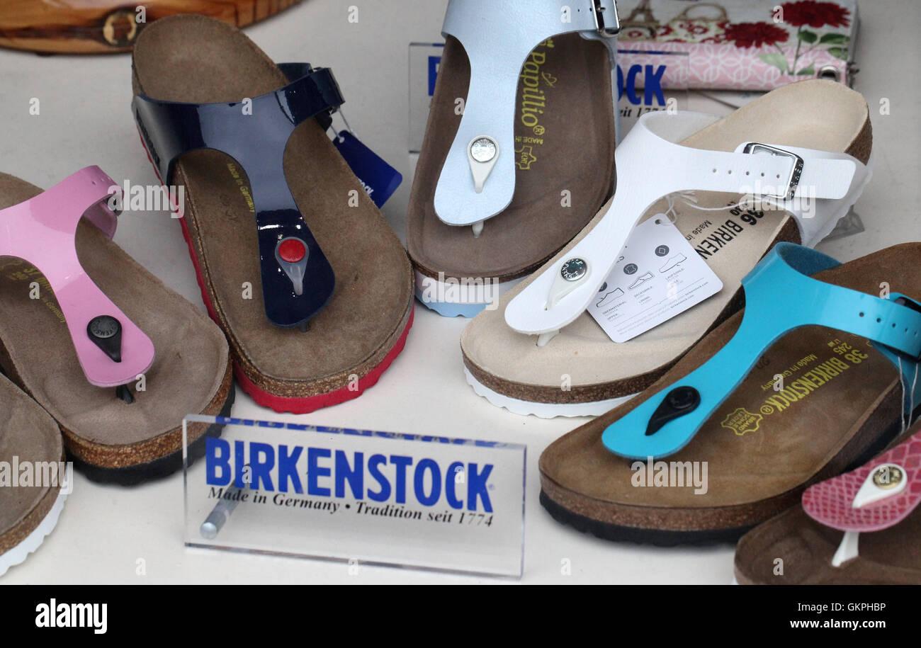 quality design 4dd3d 8a552 Birkenstock Stock Photos & Birkenstock Stock Images - Alamy