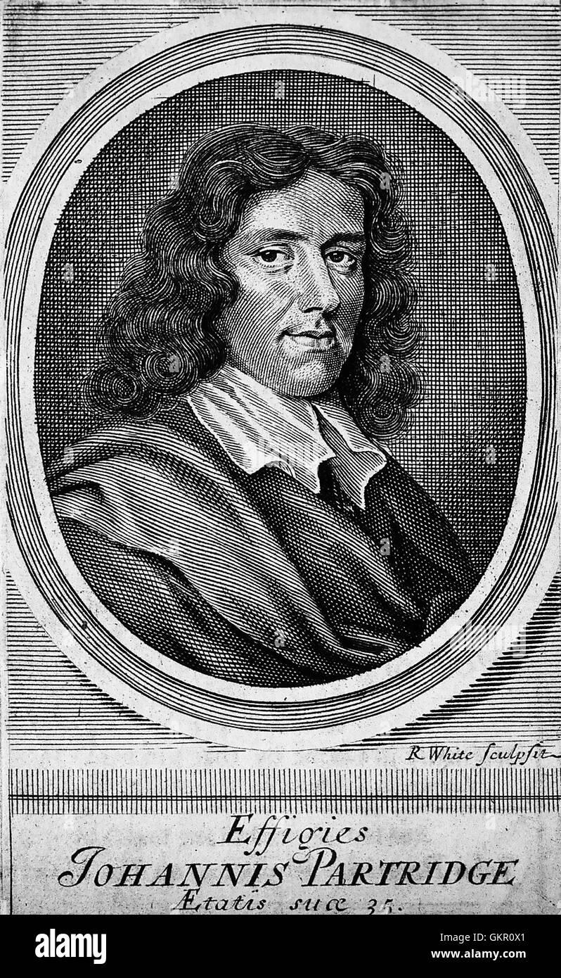 Astrologer John Partridge - victim of The Best April Fools Pranks Ever